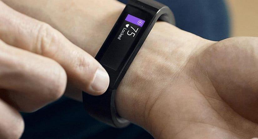 bracelet fitness connecté