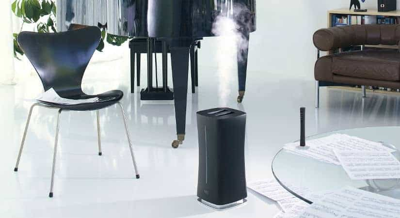 Top 5 des meilleurs humidificateurs d'air 2021