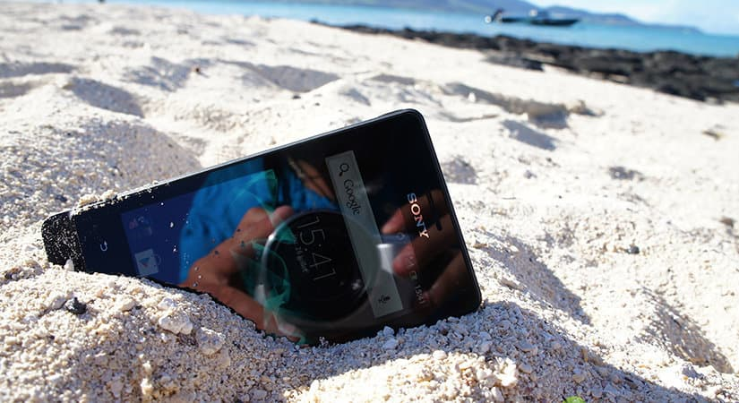 smartphone ultra-résistant