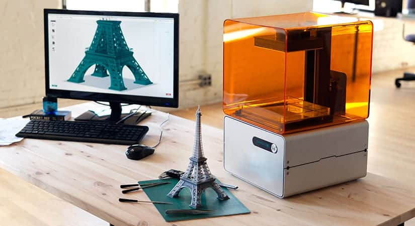 Top 5 des meilleures imprimantes 3D 2021