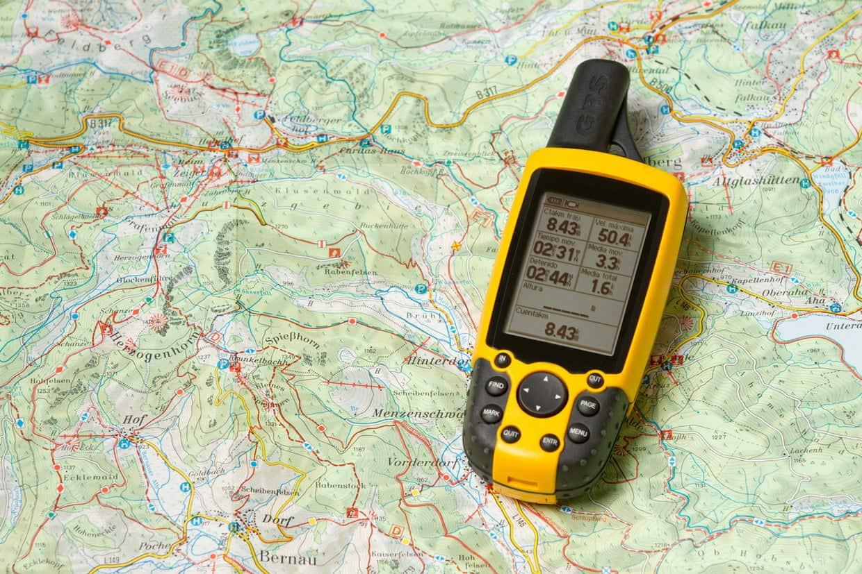 Top 5 des meilleurs GPS de randonnée 2020